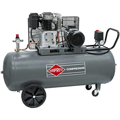 BRSF33® ölgeschmierter Compresor De Aire Comprimido HK 425-1502,2kW, 10bar, 150L Caldera...