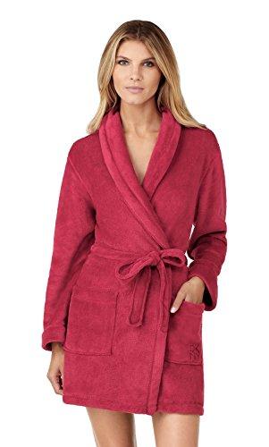 dkny-robe-de-chambre-femme-rouge-medium