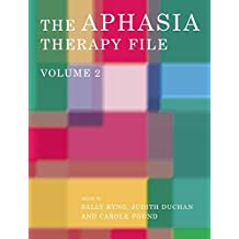 The Aphasia Therapy File: Volume 2