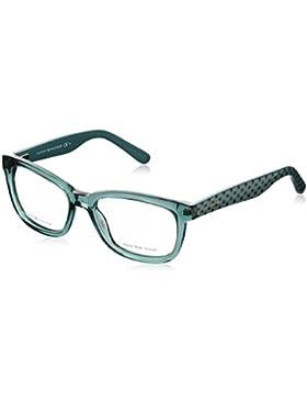 Tommy Hilfiger Brillen Für Frau 1276 5PO, Green Kunststoffgestell