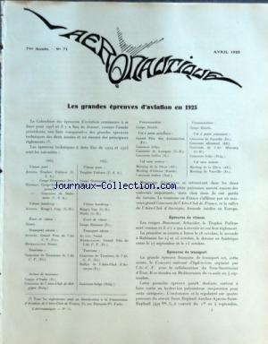 aeronautique-no-71-du-01-04-1925-les-grandes-epreuves-d-39-aviation-en-1925-comment-j-39-ai-concu-l-39-autogire-par-de-la-cierva