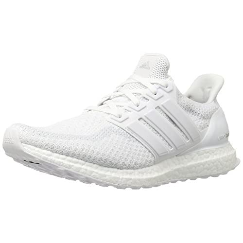 41nsxK3tRrL. SS500  - adidas Ultra Boost M, Men's Competition Running Shoes Multicolour Size: 8 UK M Crystal White