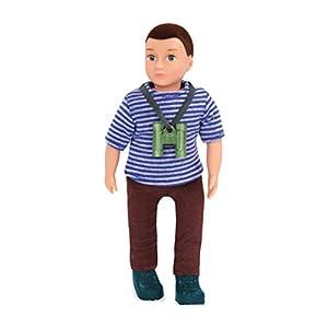 Lori Navidad-Doll Boy Sullivan Explorador lo31110z, Color único, 255-lo31110