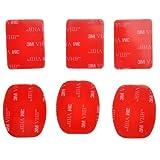 6 Stücke TMC 3 M Sticker Set Go pro für Gopro Helmhalter HD HERO3/2 ST-14 * 6