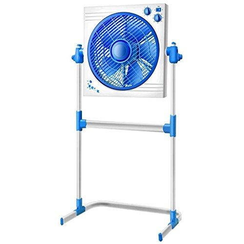 BMKY ventilateur de table Mute Ventilateur de plancher 45W peut soulever et descendre peut être programmé ventilateur