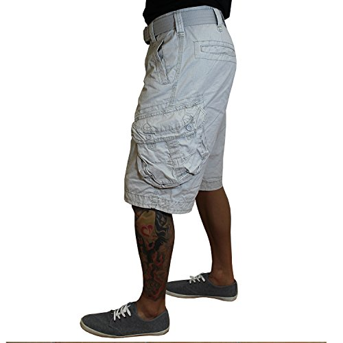 Jet Lag Shorts Take off 3 kurze Hose in charcoal cement schwarz olive camouflage Stone