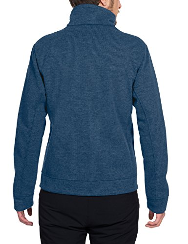 VAUDE Herren Jacke Altiplano S Jacket Blu - Blu - Fjord Blue