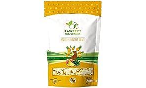 Pawfect Treats Pawfect Heavenly Pineapple Dog Chew Treats - Freeze Dried Treats For Dogs