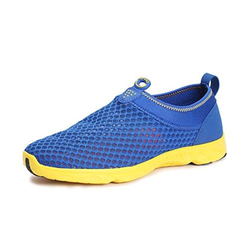 les hommes sont des chaussures de maille/Chaussures de sport respirant/Chaussures de course de maille A