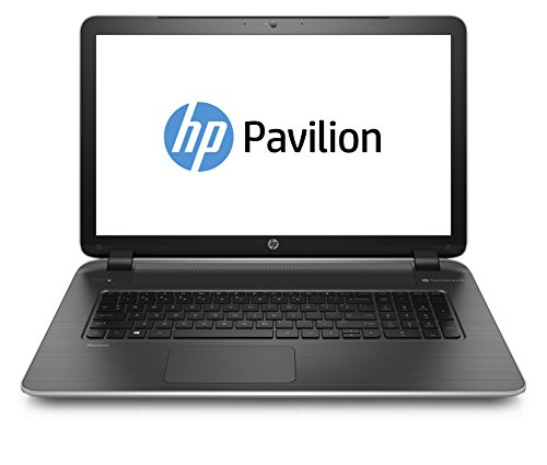Beats Laptop-computer Audio Hp (HP 17-f022ng 43,9 cm (17,3 Zoll) Notebook (AMD Quad-Core A8-6410, 2GHz, 4GB RAM, 500GB HDD, Radeon R5, DVD, kein Betriebssystem) silber)