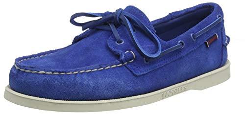 Sebago Docksides Portland Suede Chaussures Bateau Homme