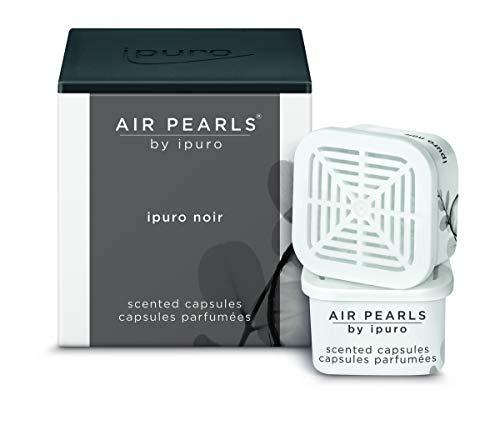 ipuro air pearls noir capsule, 1 Box (2x Kapseln), 23 g