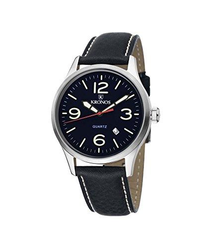 kronos-pilot-black-79855-reloj-de-caballero-de-cuarzo-correa-de-piel-negra-color-esfera-negra