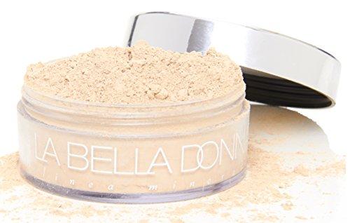 La Bella Donna Loose Mineral Foundation - Marta by La Bella Donna