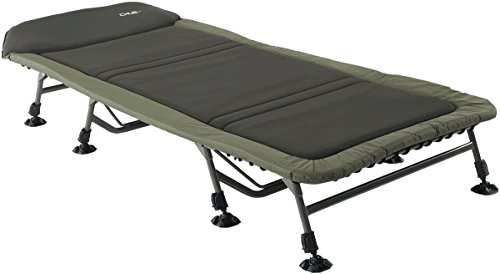 Chub Vantage Flatbed Wide 8Leg 1378157–Tumbona Angel carpas Liegen Bedchair