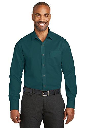 Red House® Slim Fit Non-Iron Twill Shirt. RH80 Bluegrass XL