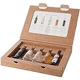 """Confezione regalo""""Set degustazione Mignon Marzadro"""" 5bt x 4cl.+ invito per 5 persone in Distilleria Marzadro"""