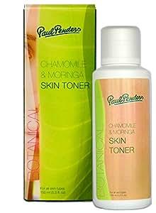 Natural Chamomile & Moringa Skin Toner 120ml - vegan, alcohol free, & for sensitive skin