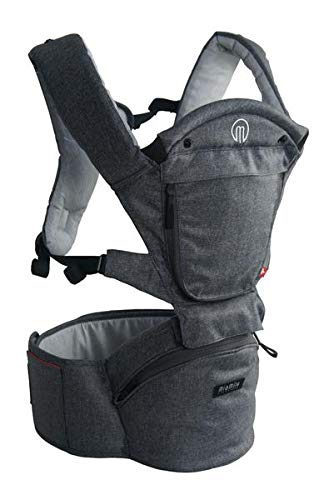 MiaMily HipsterTM Smart - The New Revolutionary 3D Baby Carrier MiaMily HIPSTER™ SMART is a 3D baby carrier. A 3D baby carrier is a carrier that has a built-in 3D hip seat incorporated to the structure and this makes ALL THE DIFFERENCE. Ergonomic for the baby Ergonomic for the parent 2