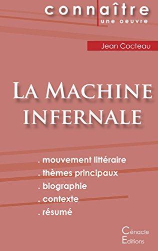 Fiche de Lecture La Machine Infernale de Jean Cocteau (Analyse Littraire de Rfrence)