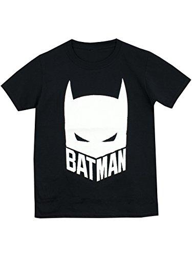 Batman - Camiseta para niño - Batman - Brilla en la Oscuridad - 5 - 6 Años