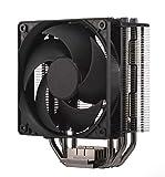 Cooler Master - Hyper 212 Black Edition - Ventilateur de Processeur (Intel® & AMD) 1x Ventilateur 120mm PWM - Noir
