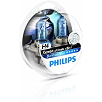 Philips 12342BVUSM - H4/W5W Blu Vision Ultra, 12V, 60/ 55W Sp Set 2 H4 + 2 W5W