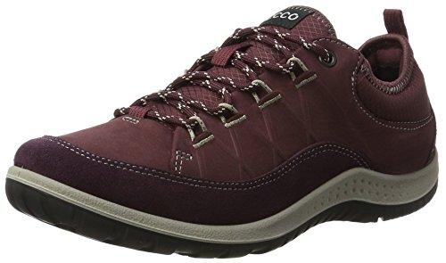 ECCO Damen ASPINA Outdoor Fitnessschuhe, Violett (Mauve/Bordeaux), 41 EU (Ecco Schuhe Sport Frauen)