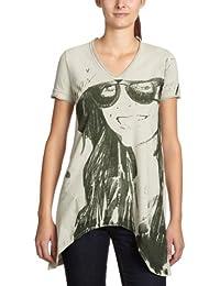 GAS Damen T-Shirt, 546625 182220 FEBIL 0283