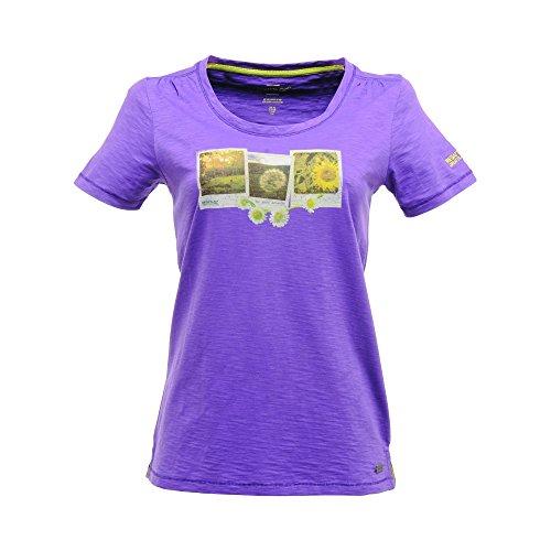 Regatta Damen Summer Wind T-Shirt Limette Fizz