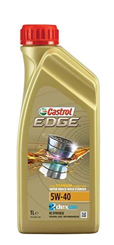 Castrol Olio motore Edge FST SAE 5W-40, 5litri, 25015