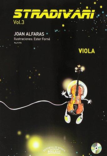 Stradivari vol. 3 - Viola - B.3706: 28 por Joan ALFARAS