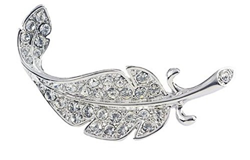 3-for-2-sale-silver-diamant-feather-brooch-broach-pin-for-jacket-or-collar-unique-gift-luxury-access