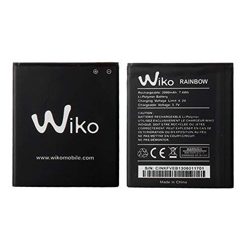 Theoutlettablet® Batterie Wiko Rainbow 2000mAh