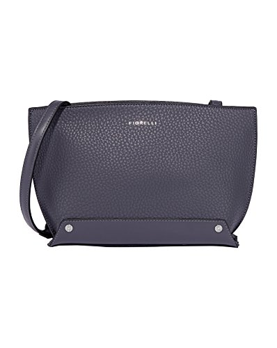 Fiorelli Damen Hampton Umhängetasche, 7x19.5x30.5 centimeters Blau (Fenchurch Blue)