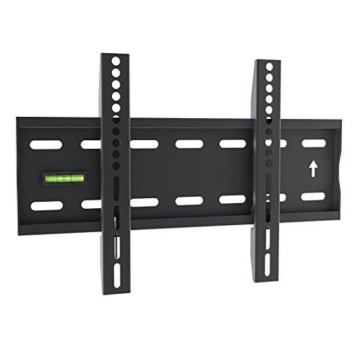 yousave-accessories-schmale-kompakte-fixierte-tv-wandhalterung-fr-17-bis-37-zoll-led-lcd-und-plasma-