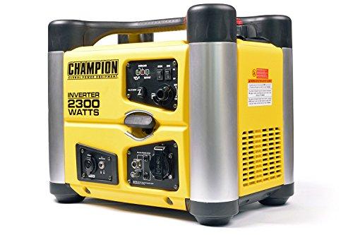 Champion 2300 Watt Inverter Benzin Generator Notstromaggregat Stromerzeuger EU