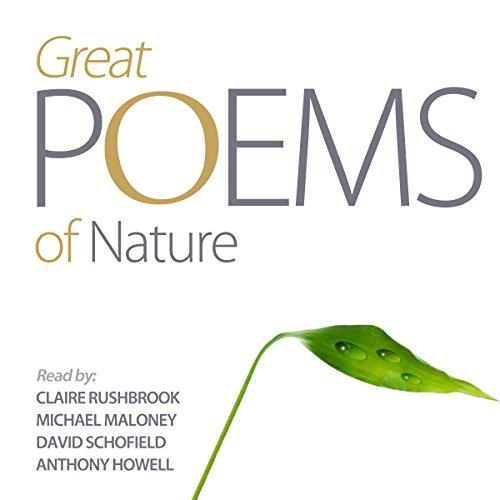 Great Nature Poems  Audiolibri