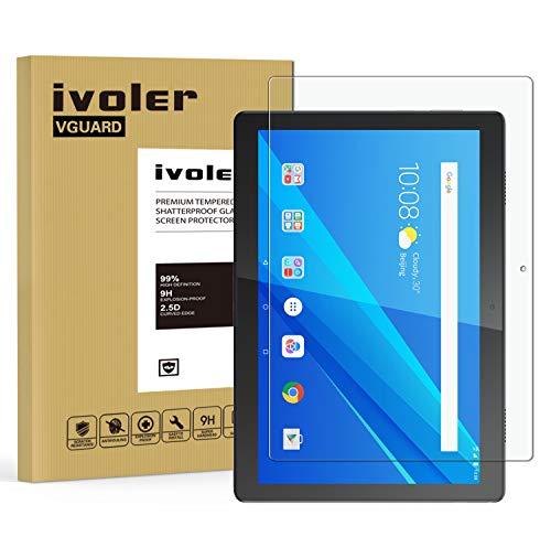 pellicola tablet 10.1 lenovo VGUARD Pellicola Vetro Temperato per Lenovo Tab M10 10.1 Pollici