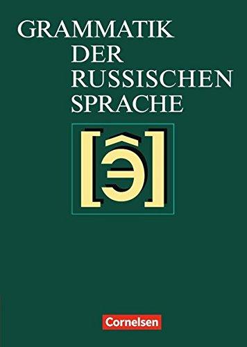 Grammatik der russischen Sprache: Nachschlagewerk