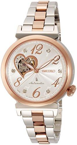 Seiko Lukia Ssvm022Montre-bracelet pour femmes fabriqué au Japon