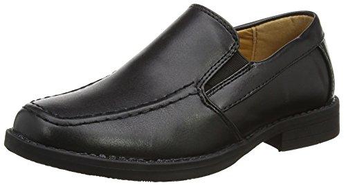 Cool for School Boys' N1115 Loafers, Black (Black), 3 UK 35 EU
