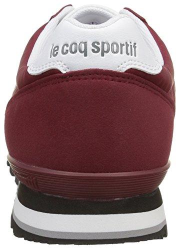 Le Coq Sportif Sigma Classic Biking, Scarpe da Ginnastica Basse Uomo Rosso (Biking Red)