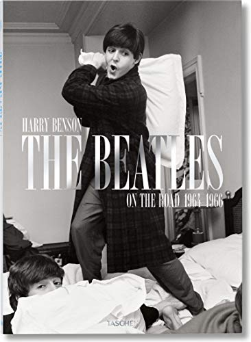 Harry Benson. The Beatles (Ju) por Vv.Aa