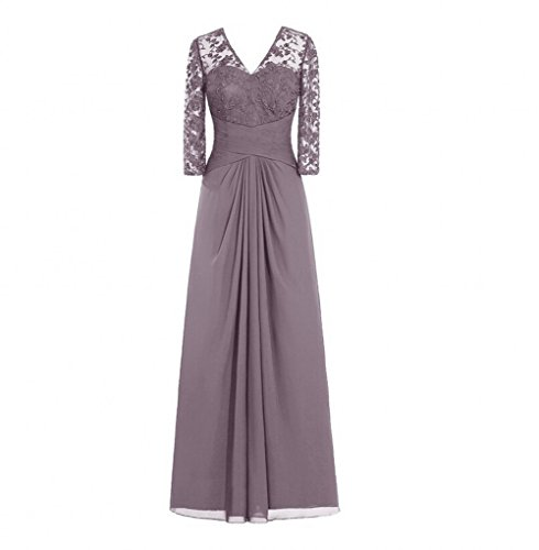 KA Beauty - Robe - Fille Gris