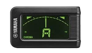 Yamaha YTC5 Chromatic Clip-on Tuner for Guitar, Bass, Ukulele