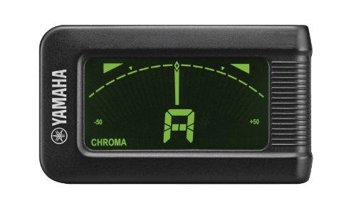 Yamaha YTC5 Chromatischer Clip-Tuner Stimmgerät für Gitarre, Bass, Ukulele