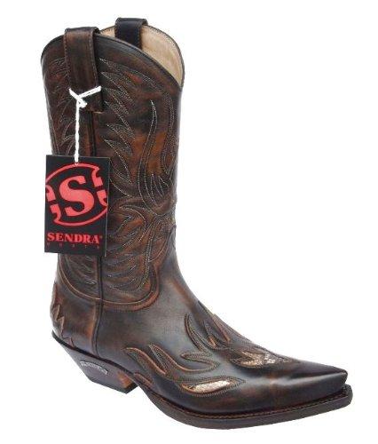 Sendra Boots 4250 braun Gr. 42