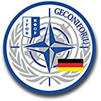 TACOPSGEAR Bundeswehr G36 Patriot Soldat Progun Patch Abzeichen Flicken