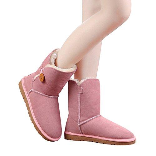 fereshte ,  Damen Chukka Boots #7 Pink